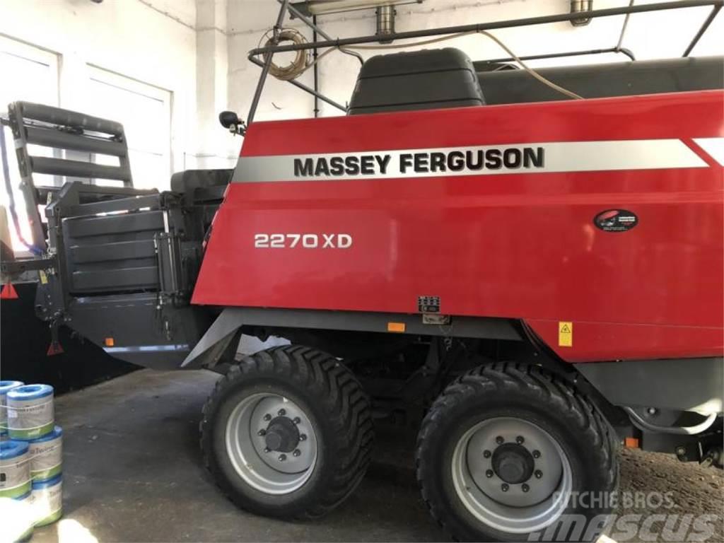 Massey Ferguson MF 2270 XDTC