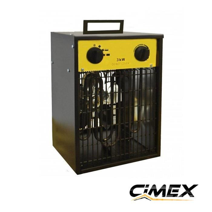 [Other] CIMEX Electric Heater 3.3kW EL3.3
