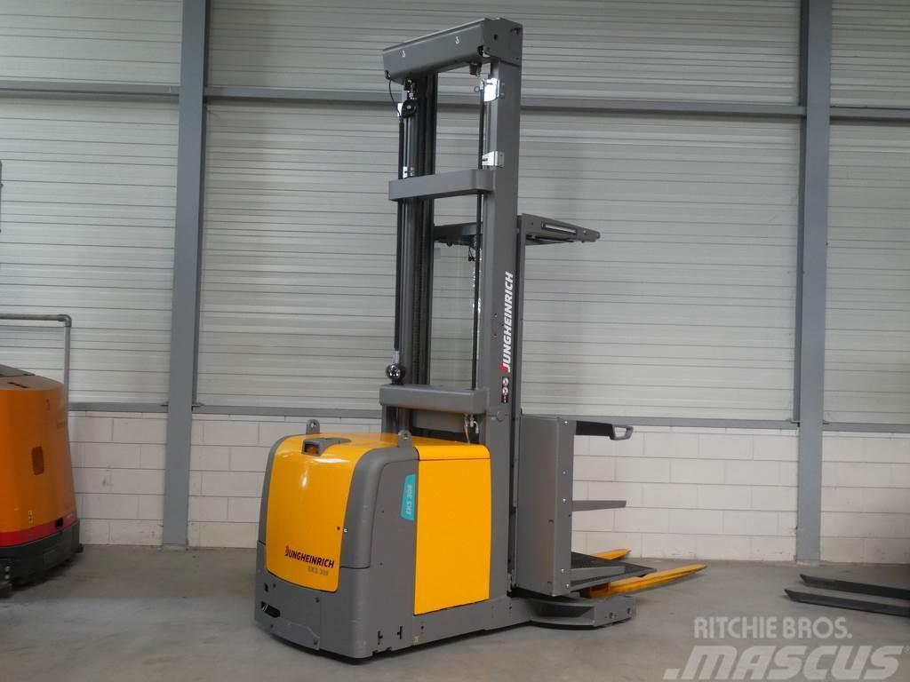 Jungheinrich EKS 308 L + i - 550 ZT * Wire guidance