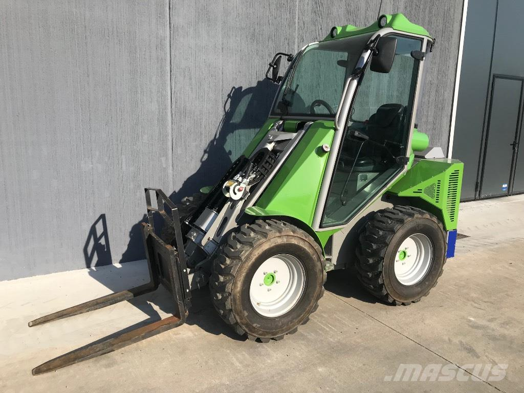 Used CASTGROUP PIXI 45T mini Wheel Loader Year: 2015 for