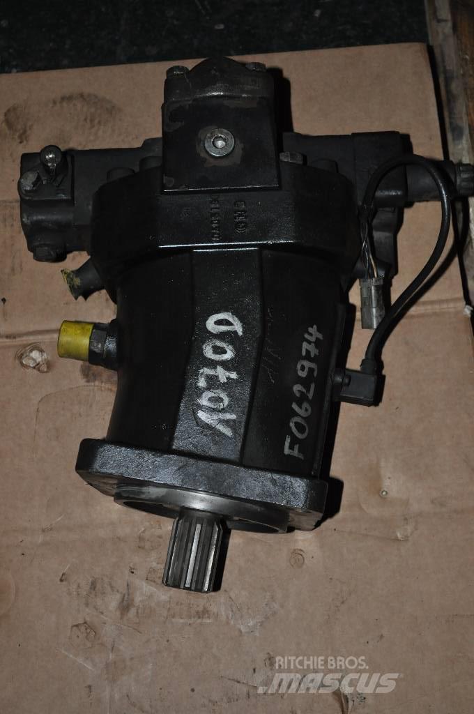 [Other] Timberjack/John Deere 1070D Silnik Jazdy F062974