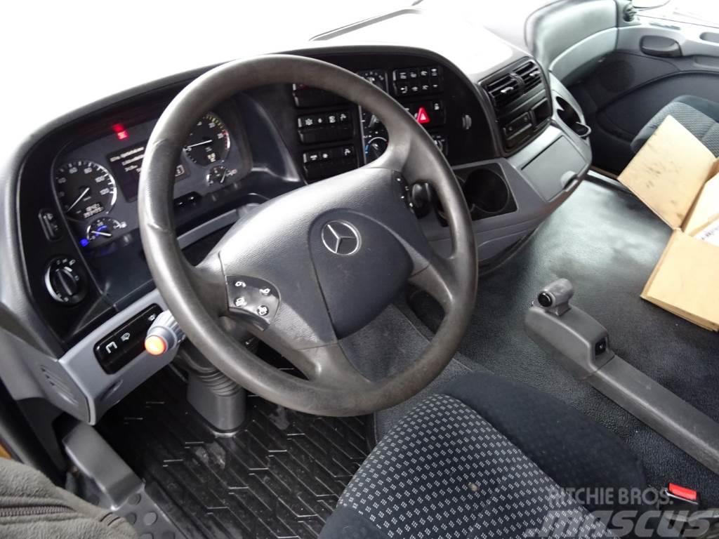 Mercedes-Benz Actros 4148, 2011, Tippbilar