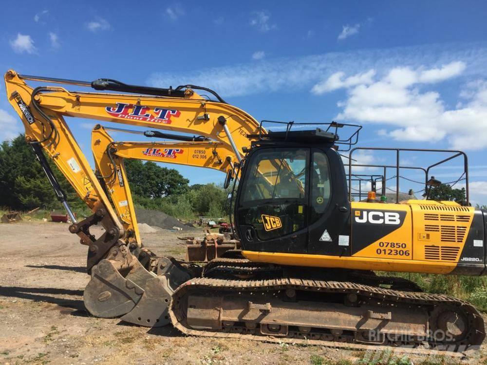 JCB JS220 LC