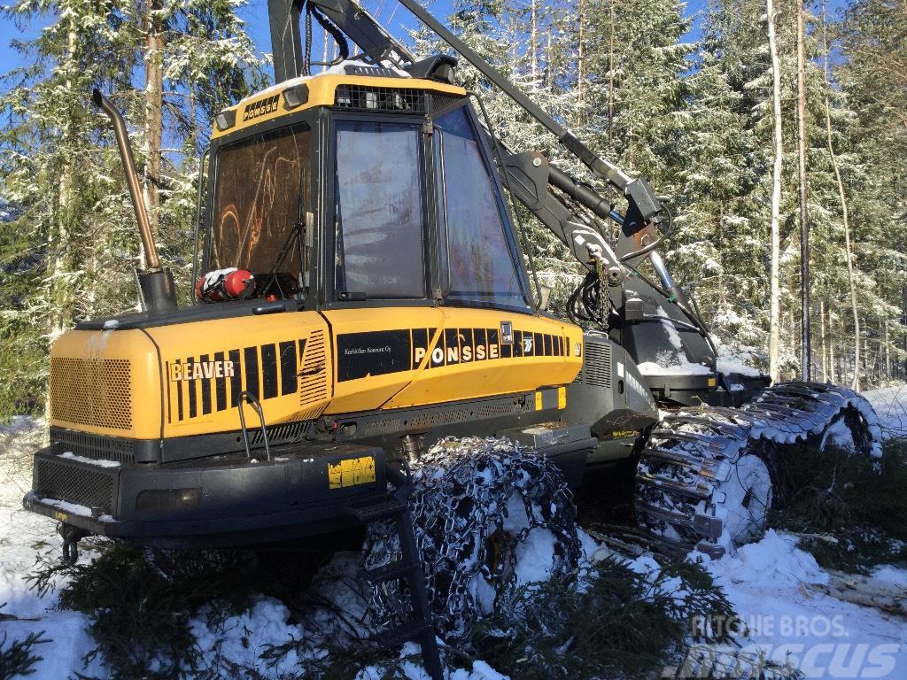 Ponsse Beaver Loglift 220V 11m H53e