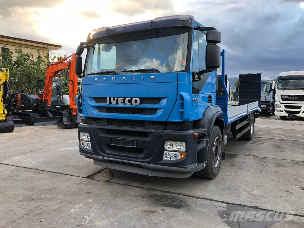 Iveco STRALIS CUBE 190S36 COD.INT. PM 801