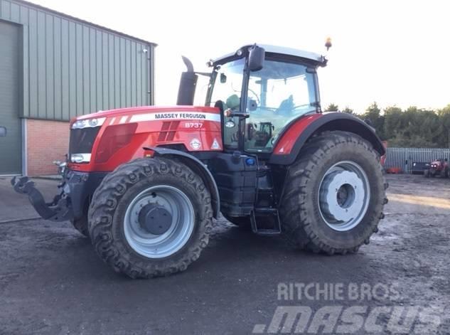 Massey Ferguson 8737 EXDV