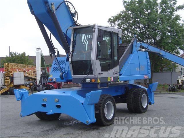 Terex Fuchs MHL FQC 350