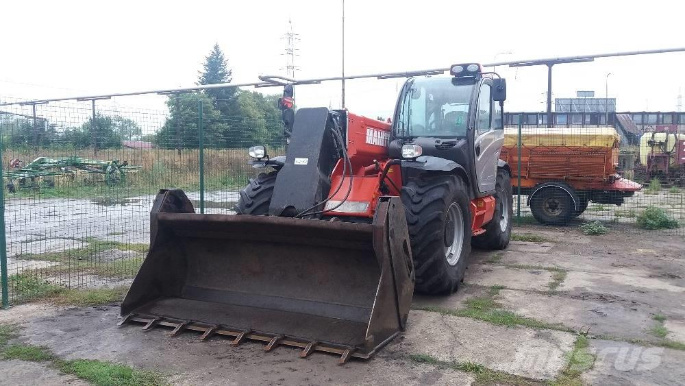 Manitou MLT 960 ST4
