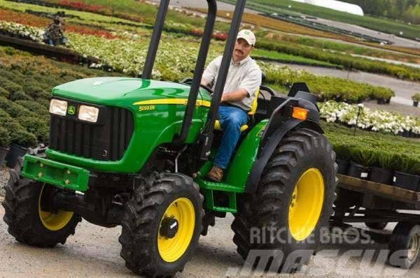 John Deere JD5093EN, 2013, Traktorer