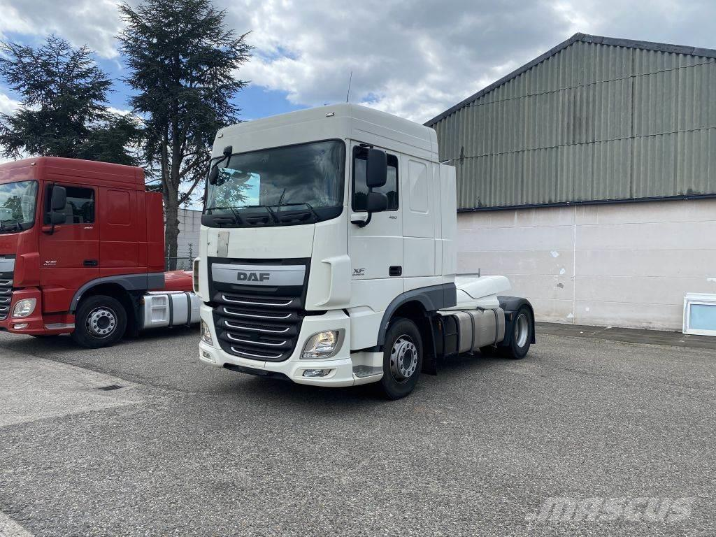 DAF XF 460 SC EURO 6 2016 - AUTOMATIC - 10x AVAILABLE