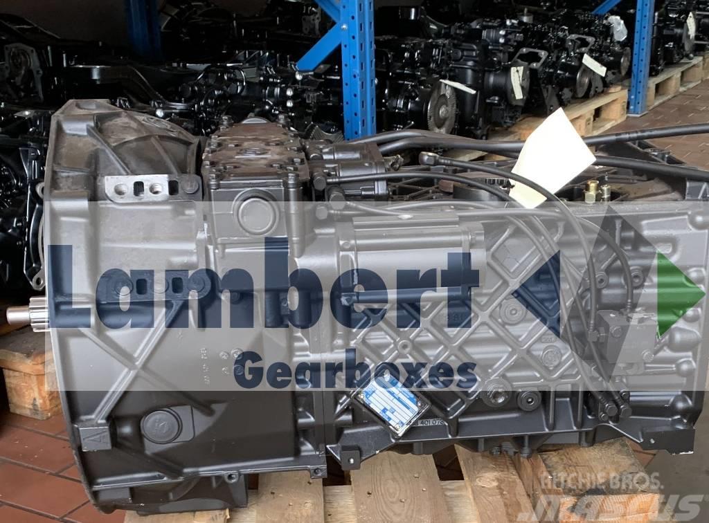 ZF 16S181 IT Ecosplit Getriebe Gearbox 1316046139