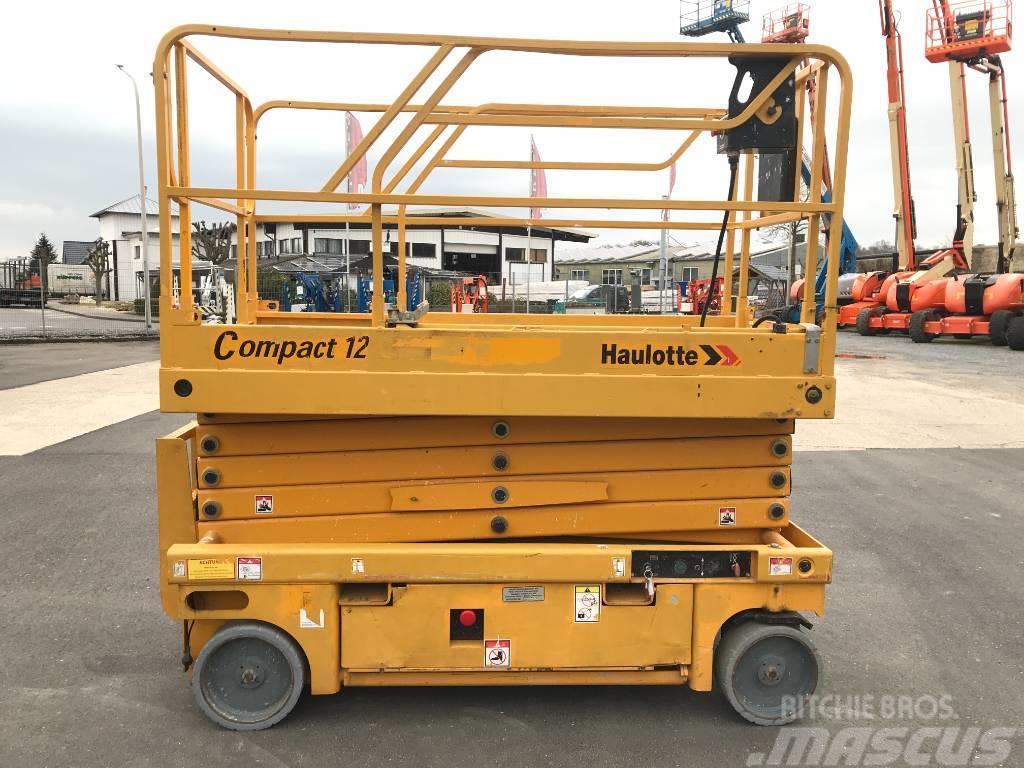 Haulotte Compact 12 elektro 12m (1330)