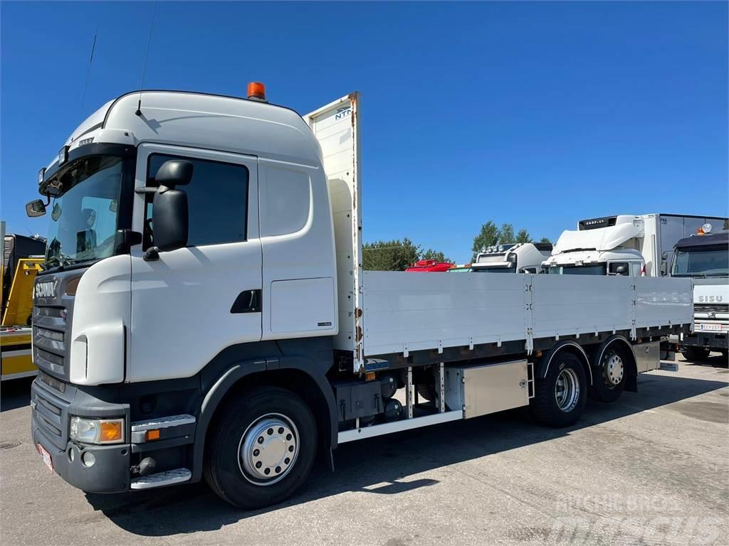 Scania R 420 6X2/4500