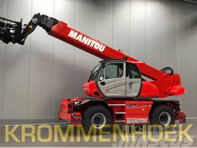 Manitou MRT 2550 + Privilege ST4