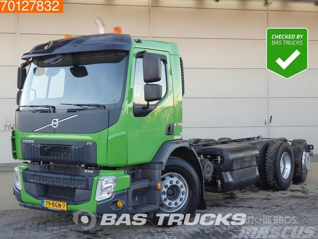 Volvo FE 250 6X2 CNG 8-tanks Gas Steering-Axle Euro 6