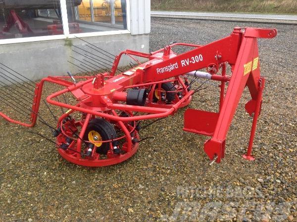 Fransgård RV300, Kombirive.