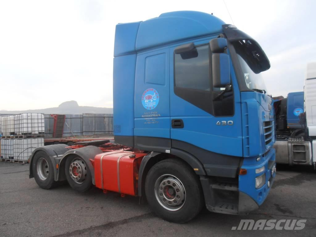 Iveco Stralis AT 440 S43 TP