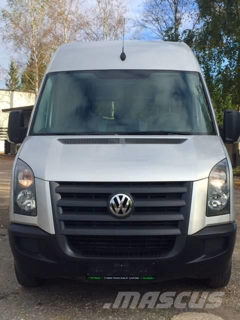 volkswagen crafter occasion prix 14 500 ann e d 39 immatriculation 2011 minibus volkswagen. Black Bedroom Furniture Sets. Home Design Ideas