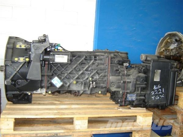 ZF 16 S 2221 IT for MAN TGX