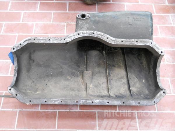 Mercedes-Benz Ölwanne OM352 / OM 352 Unterflur Aluminium