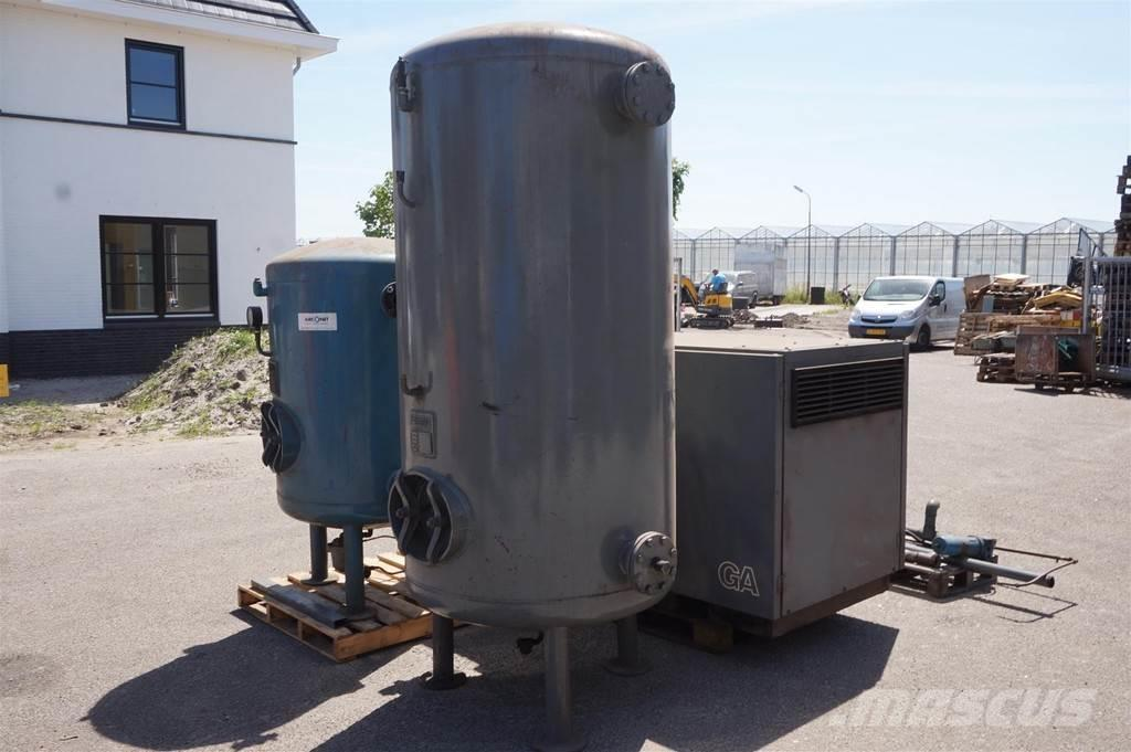 Atlas Copco Air Compressor GA 408