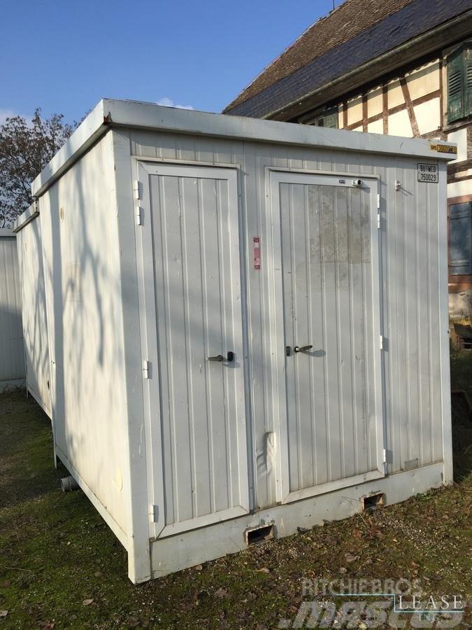 nc sanitaire occasion prix 1 700 ann e d 39 immatriculation 2006 baraque de chantier nc. Black Bedroom Furniture Sets. Home Design Ideas