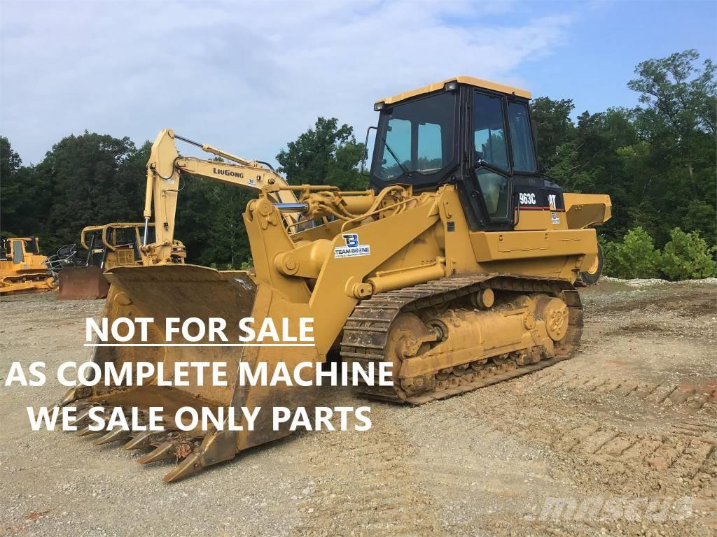 Caterpillar TRUCK LOADER 963C ONLY FOR PARTS