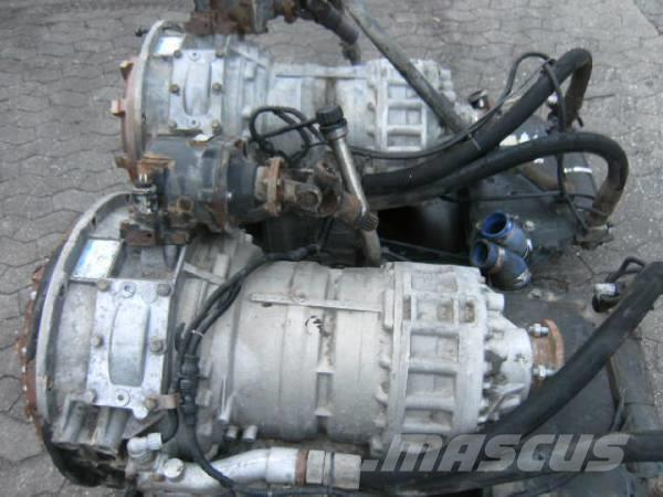 ZF 6HP600 / 6 HP 600 Ecomat