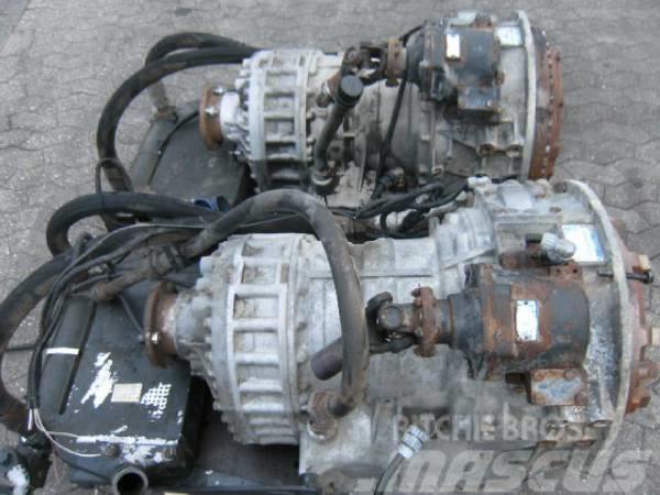 ZF 6HP600 / 6 HP 600 Ecomat, 2000, Växellådor