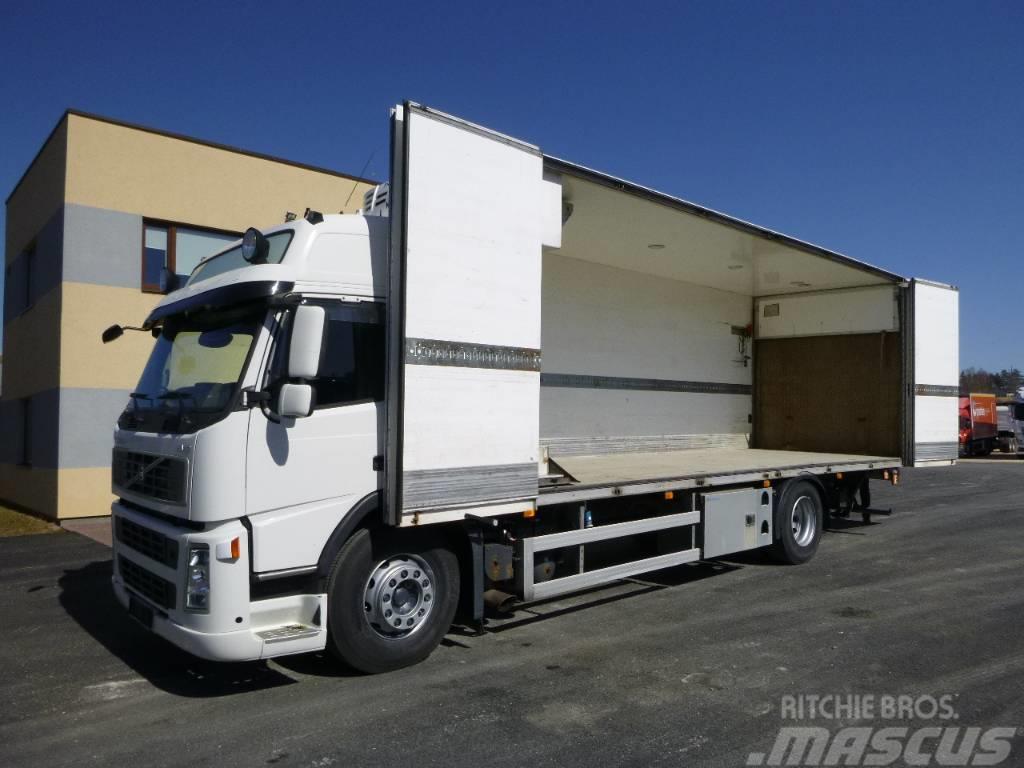 Volvo FM9 4x2+SIDE OPENING
