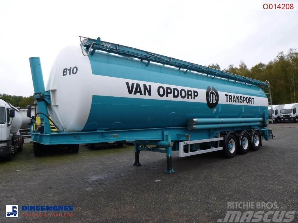 LAG Powder tank alu 61 m3 (tipping)
