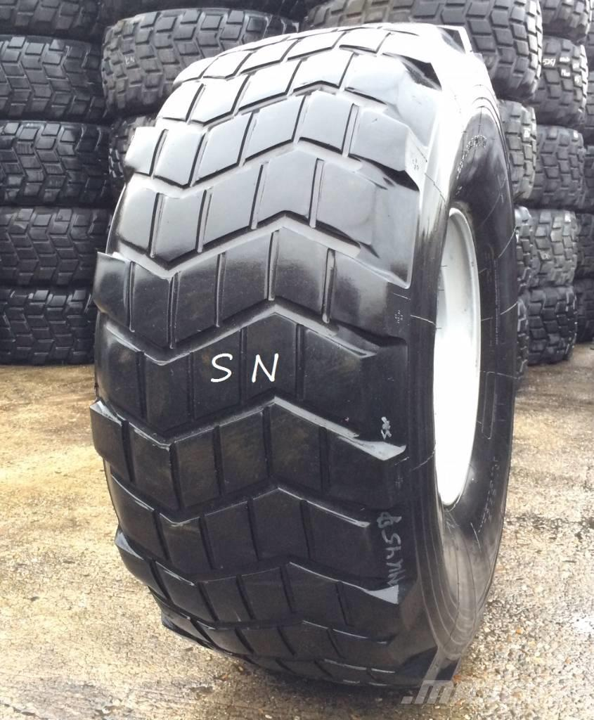 Michelin 525/65R20.5 XS - USED REGROOVED
