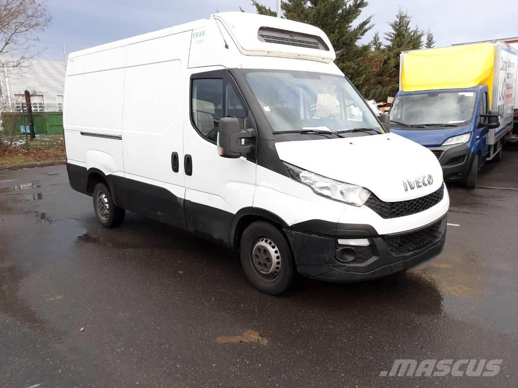 Iveco 35S13V12 Refrigerated truck THERMOKING V300 MAX 50