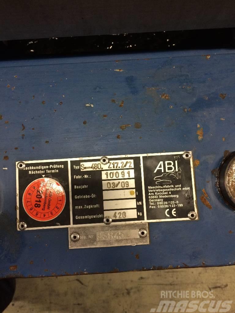 ABI Adapterplate S 480
