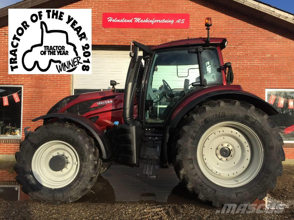 Valtra T254V m/Frontlift - SmartTouch - GPS