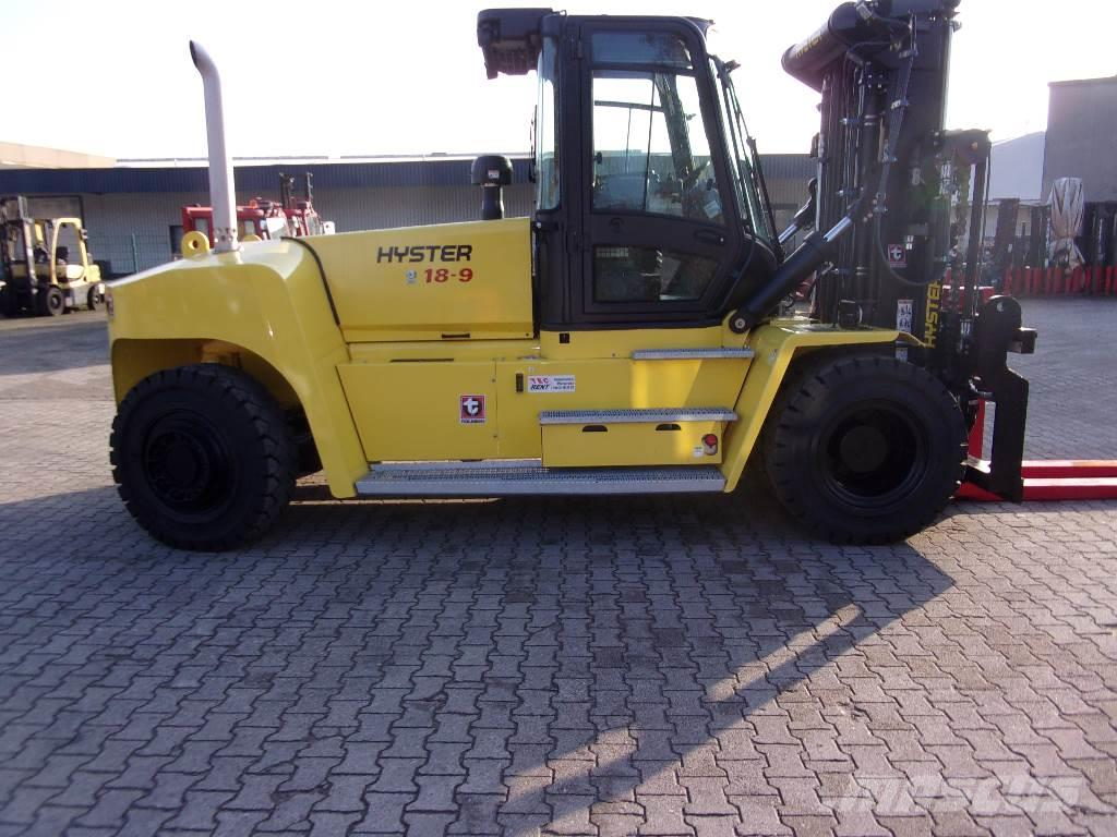 Hyster H 18 XM-9