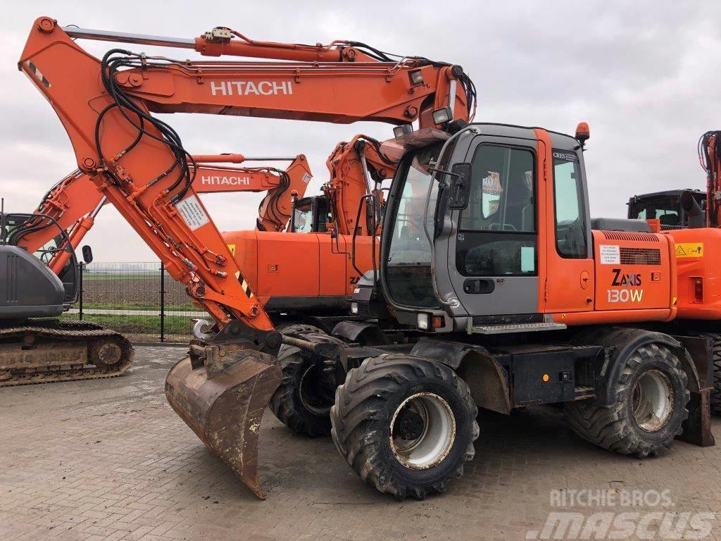 Hitachi ZX130W