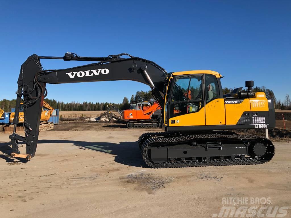 Volvo EC160DL