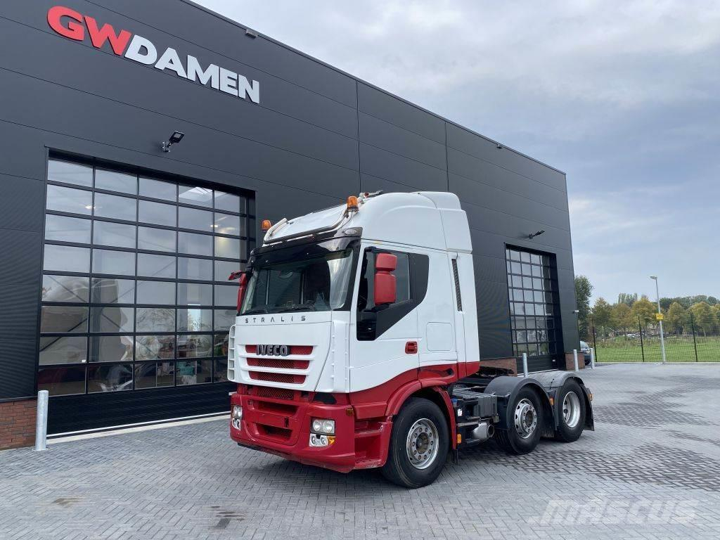 Iveco 440 S50 6x2 Manual gearbox