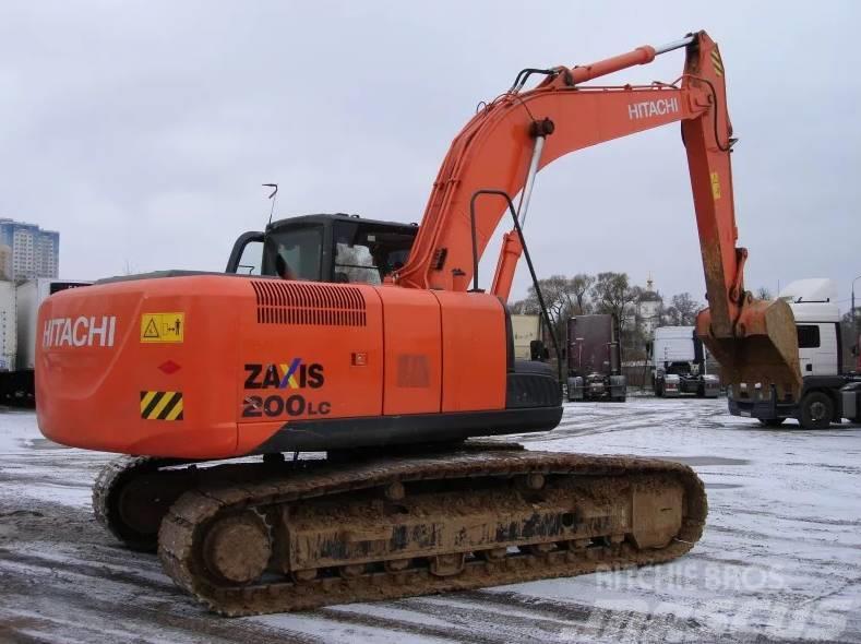 Hitachi ZX200LC-5G