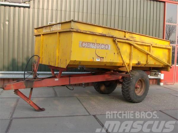 Cebeco 6 ton