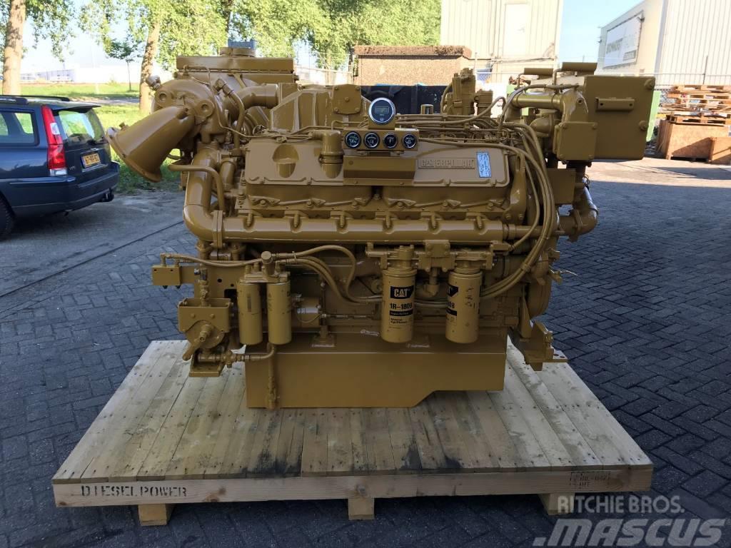 Caterpillar 3412 C DITA - Marine Propulsion - 537 kW - 60M