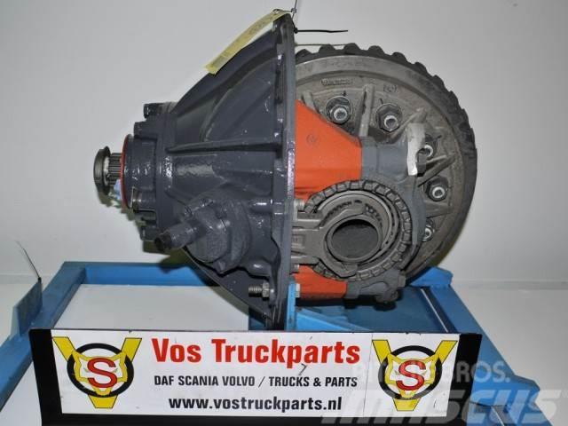Scania R-660 3.80 INCL SPER