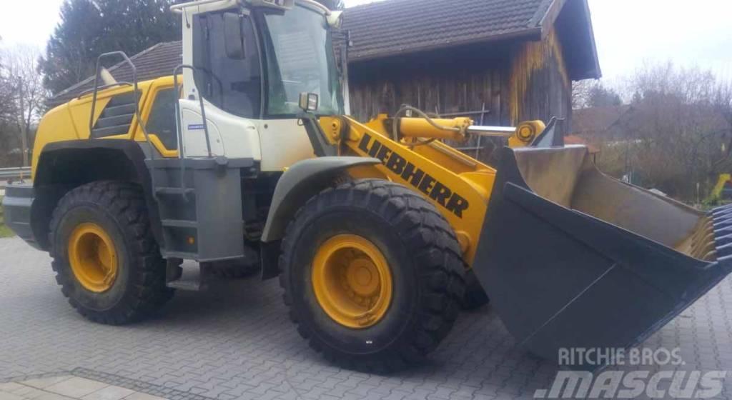 Liebherr L550