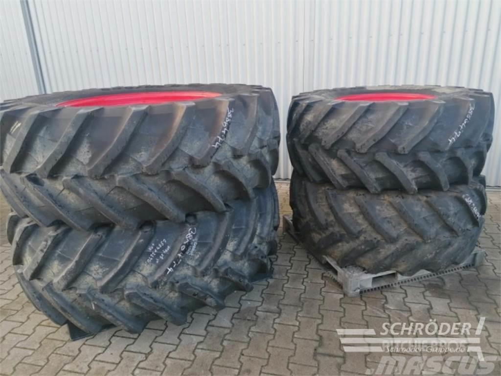 Trelleborg 600/65 R 28 + 650/65