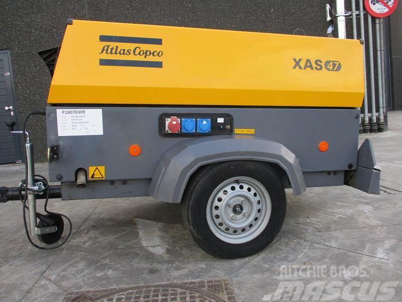 Atlas Copco XAS 47 DD - G