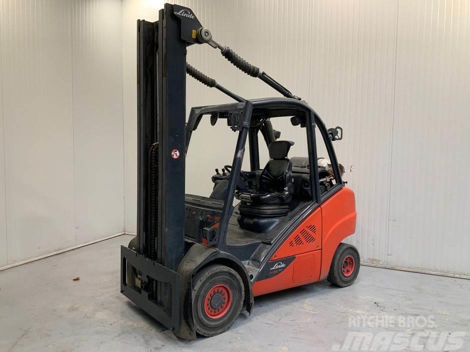 Linde H35 T 393 Serie