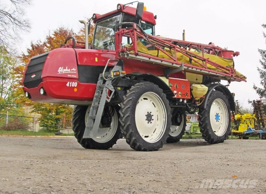 Hardi 4100 TWIN FORCE - 40 km/h - 27 M