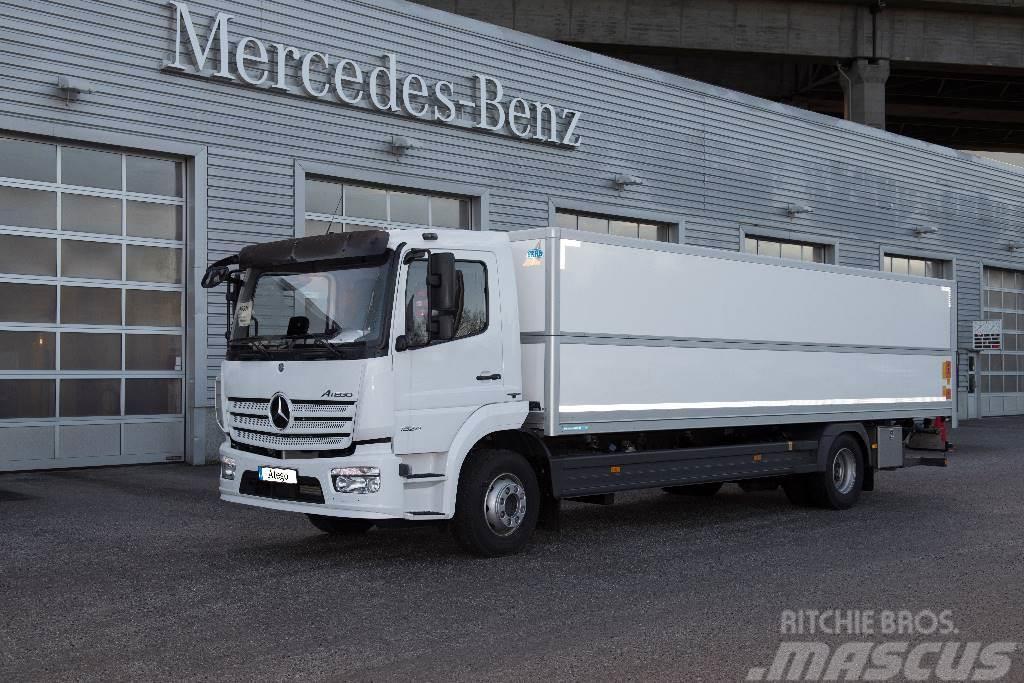Mercedes-Benz Atego 1523L - Transportskåp, Höj & sänk, Zepro