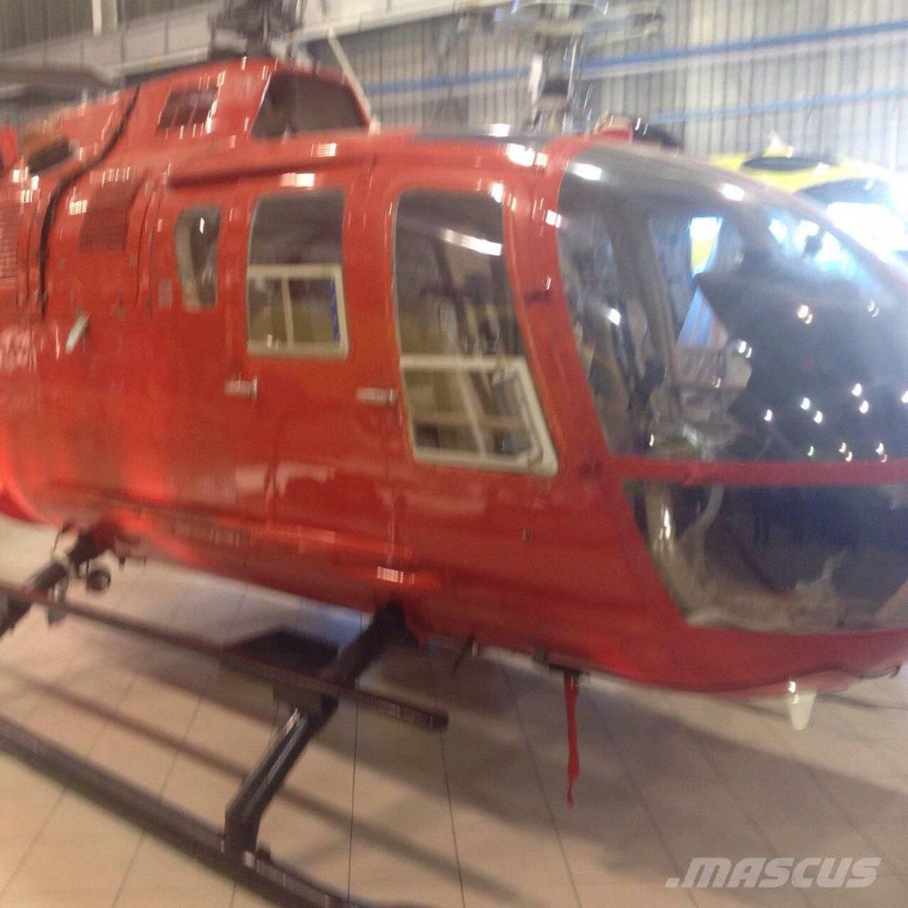 [Other] Eurocopter Airbus Eurocopter BO-105 CBS-4